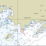 For the wreck site location click map.