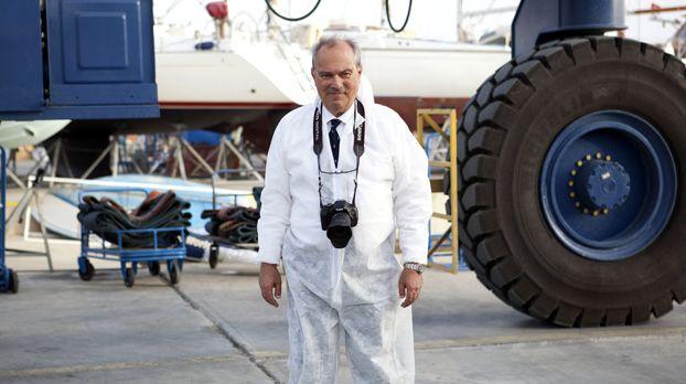 Yacht Surveyor Dr. Yusuf Civelekoğlu